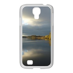 View   On The Lake Samsung Galaxy S4 I9500/ I9505 Case (white)