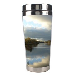 View   On The Lake Stainless Steel Travel Tumblers