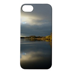View   On The Lake Apple Iphone 5s Hardshell Case
