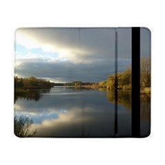 View   On The Lake Samsung Galaxy Tab Pro 8 4  Flip Case by Costasonlineshop