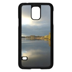 View   On The Lake Samsung Galaxy S5 Case (black)