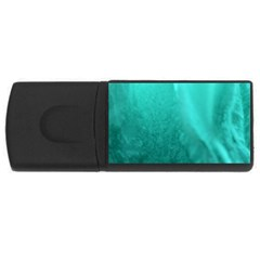 Floating Usb Flash Drive Rectangular (4 Gb)  by timelessartoncanvas