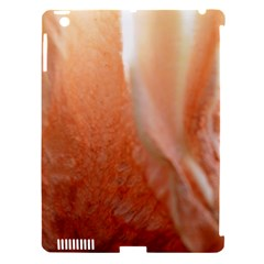 Floating Peach Apple Ipad 3/4 Hardshell Case (compatible With Smart Cover) by timelessartoncanvas