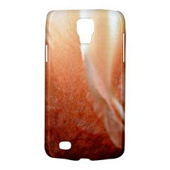 Floating Peach Galaxy S4 Active by timelessartoncanvas