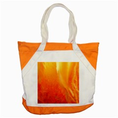 Floating Orange And Yellow Accent Tote Bag by timelessartoncanvas