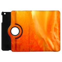 Floating Orange And Yellow Apple Ipad Mini Flip 360 Case by timelessartoncanvas