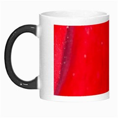 Red And Beautiful Morph Mugs by timelessartoncanvas