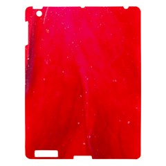 Red And Beautiful Apple Ipad 3/4 Hardshell Case by timelessartoncanvas