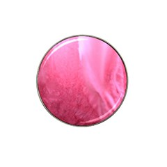Floating Pink Hat Clip Ball Marker (10 Pack) by timelessartoncanvas
