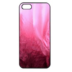 Floating Pink Apple Iphone 5 Seamless Case (black) by timelessartoncanvas