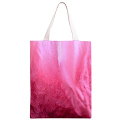 Floating Pink Classic Light Tote Bag by timelessartoncanvas