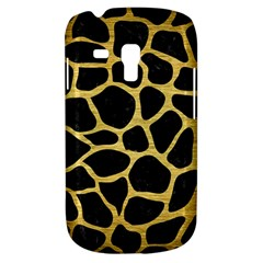 Skin1 Black Marble & Gold Brushed Metal (r) Samsung Galaxy S3 Mini I8190 Hardshell Case by trendistuff