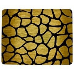 Skin1 Black Marble & Gold Brushed Metal Jigsaw Puzzle Photo Stand (rectangular)