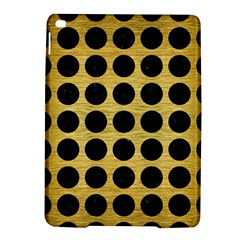 Circles1 Black Marble & Gold Brushed Metal (r) Apple Ipad Air 2 Hardshell Case by trendistuff