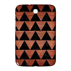 Triangle2 Black Marble & Copper Brushed Metal Samsung Galaxy Note 8 0 N5100 Hardshell Case  by trendistuff