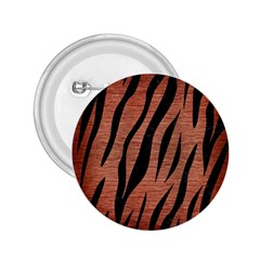 Skin3 Black Marble & Copper Brushed Metal (r) 2 25  Button by trendistuff