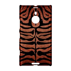 Skin2 Black Marble & Copper Brushed Metal (r) Nokia Lumia 1520 Hardshell Case by trendistuff