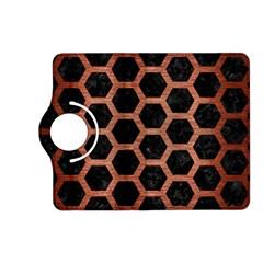 HXG2 BK MARBLE COPPER Kindle Fire HD (2013) Flip 360 Case by trendistuff