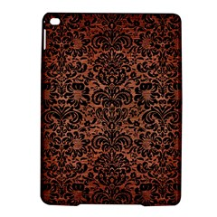 Damask2 Black Marble & Copper Brushed Metal (r) Apple Ipad Air 2 Hardshell Case by trendistuff