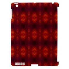Brown Diamonds Pattern Apple Ipad 3/4 Hardshell Case (compatible With Smart Cover) by Costasonlineshop