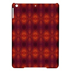 Brown Diamonds Pattern Ipad Air Hardshell Cases by Costasonlineshop