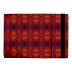 Brown Diamonds Pattern Samsung Galaxy Tab Pro 10 1  Flip Case