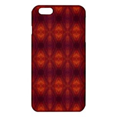Brown Diamonds Pattern Iphone 6 Plus/6s Plus Tpu Case by Costasonlineshop