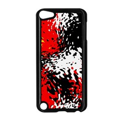 Glass Texture  			apple Ipod Touch 5 Case (black) by LalyLauraFLM