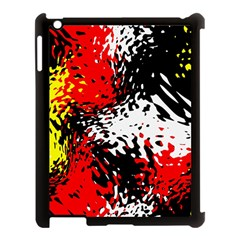 Glass Texture  			apple Ipad 3/4 Case (black) by LalyLauraFLM