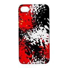 Glass Texture  apple Iphone 4/4s Hardshell Case With Stand by LalyLauraFLM
