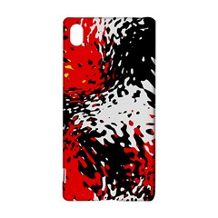 Glass texture  Sony Xperia Z3+ Hardshell Case by LalyLauraFLM