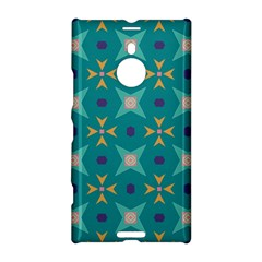 Flowers And Stars Pattern   			nokia Lumia 1520 Hardshell Case by LalyLauraFLM