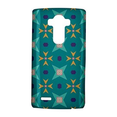 Flowers And Stars Pattern   			lg G4 Hardshell Case