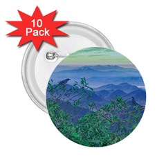Fantasy Landscape Photo Collage 2 25  Buttons (10 Pack)  by dflcprints