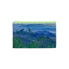 Fantasy Landscape Photo Collage Cosmetic Bag (xs) by dflcprints