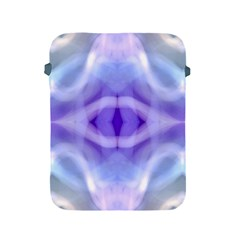 Beautiful Blue Purple Pastel Pattern, Apple Ipad 2/3/4 Protective Soft Cases by Costasonlineshop