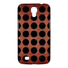 Circles1 Black Marble & Copper Brushed Metal (r) Samsung Galaxy Mega 6 3  I9200 Hardshell Case by trendistuff