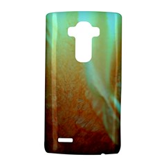 Floating Teal And Orange Peach Lg G4 Hardshell Case by timelessartoncanvas