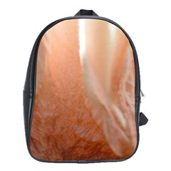 Floating Subdued Peach School Bags (xl)  by timelessartoncanvas