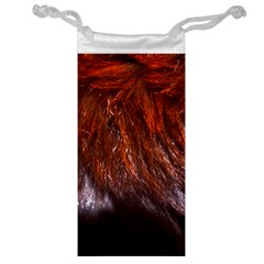 Red Hair Jewelry Bags by timelessartoncanvas