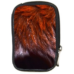 Red Hair Compact Camera Cases by timelessartoncanvas