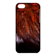 Red Hair Apple Iphone 5c Hardshell Case by timelessartoncanvas