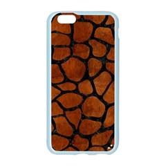 SKN1 BK MARBLE BURL Apple Seamless iPhone 6/6S Case (Color) by trendistuff