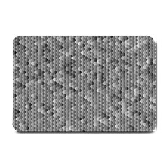 Modern Design 1 Small Doormat  by timelessartoncanvas