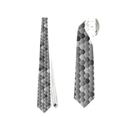Modern Design 1 Neckties (one Side)  by timelessartoncanvas