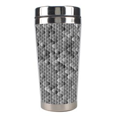 Modern Design 1 Stainless Steel Travel Tumblers by timelessartoncanvas