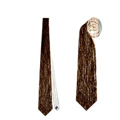 Silber Tiger Fur Neckties (two Side)  by timelessartoncanvas