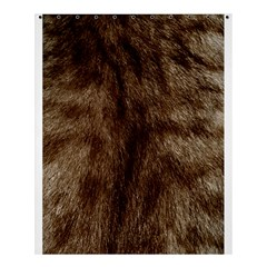 Silber Tiger Fur Shower Curtain 60  X 72  (medium)  by timelessartoncanvas