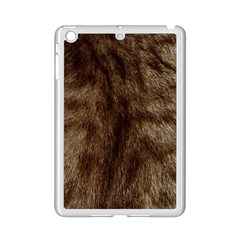 Silber Tiger Fur Ipad Mini 2 Enamel Coated Cases by timelessartoncanvas