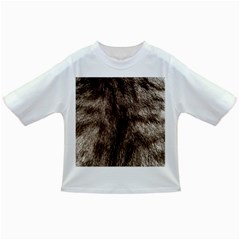 Black And White Silver Tiger Fur Infant/toddler T Shirts by timelessartoncanvas